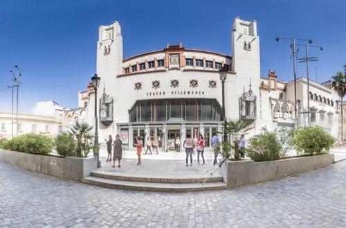 Acto de Graduación en la Facultad de Ciencias Sociales y de la Comunicación de la Universidad de Cádiz.