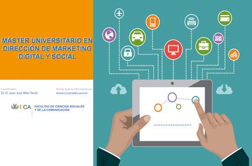 Máster Universitario en Dirección de Marketing Digital y Social