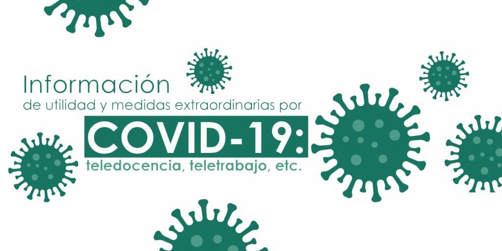 Plan específico para la prevención, protección y vigilancia frente a COVID-19 del Campus de Jerez curso 2020/2021