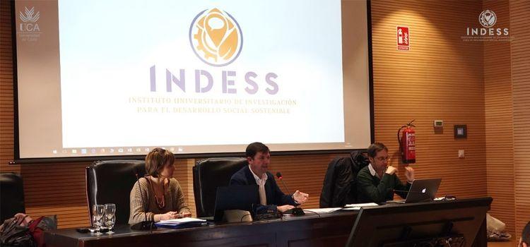 Reunión ordinaria del Consejo (INDESS)