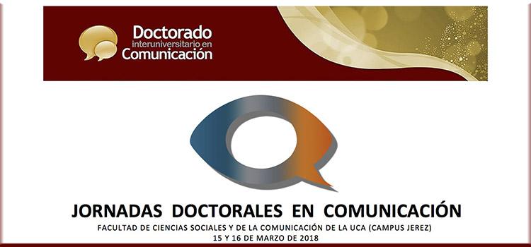 Jornadas del Programa de Doctorado Interuniversitario en Comunicación en el campus de Jerez