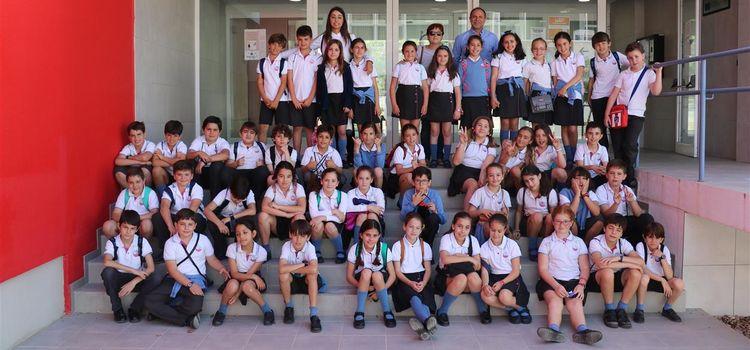 Visita Cultural de los Alumnos del Colegio María Auxiliadora de Jerez al Campus de Jerez – Curso 2018
