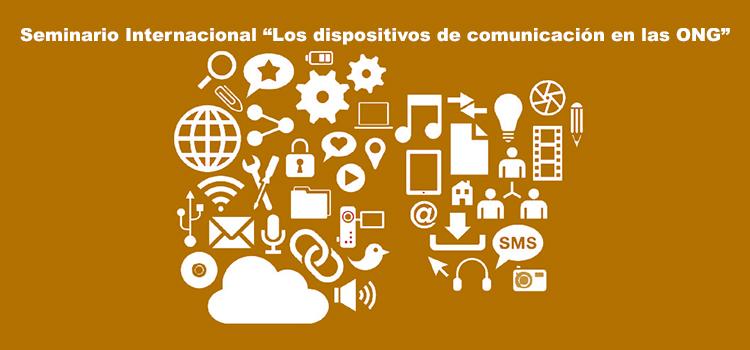 """Seminario Internacional """"Los dispositivos de comunicación en las ONG"""" por Elizabeth Vercher (Universidad de Lyon2, Francia)"""