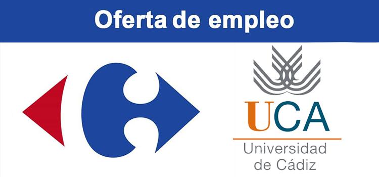 OFERTA DE EMPLEO. Proceso de selección a titulados por la Universidad de Cádiz