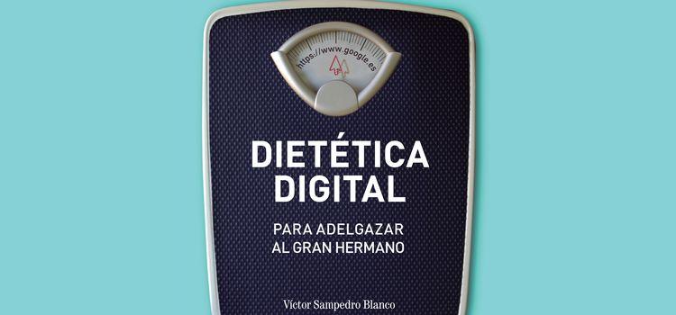 """Conferencia-taller """"Dietética Digital para adelgazar al Gran Hermano. Videoforum Black Mirror? (Víctor Sampedro,URJC)"""