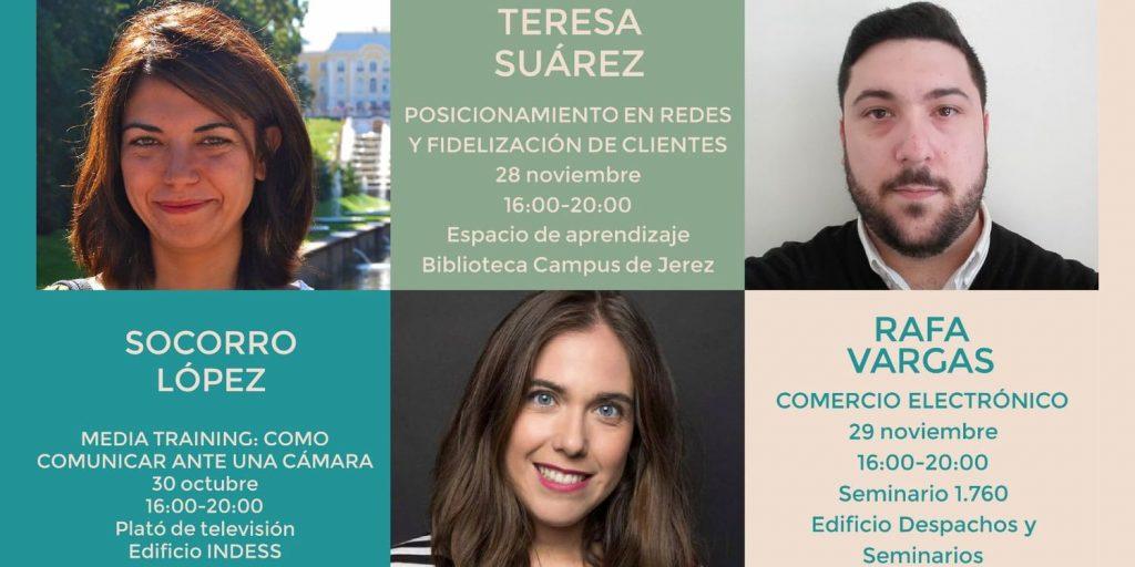 Talleres Cátedra Andalucía Emprende de la UCA