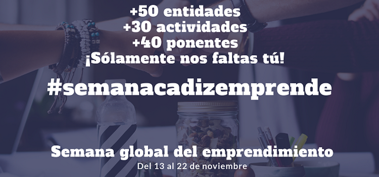 Semana Global del Emprendimiento 2018/2019