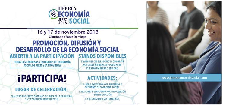 I Feria de Economía Social Jerez 2018