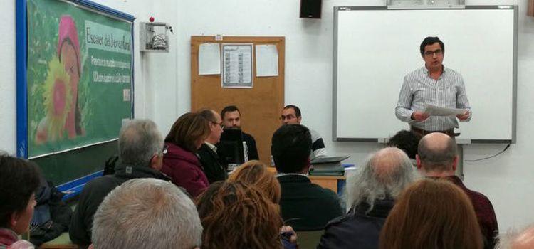 """Presentación del """"Estudio Socioeconómico de las Elas y las Barriadas Rurales"""""""