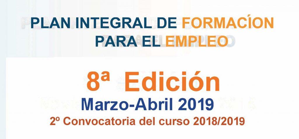 PIFE (Plan Integral de Formación para el Empleo) 2019