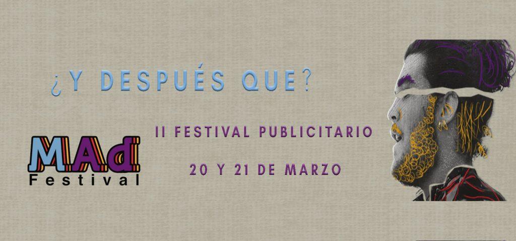 II Jornada de Talleres MAD Festival en la Facultad de Ciencias Sociales y de la Comunicación