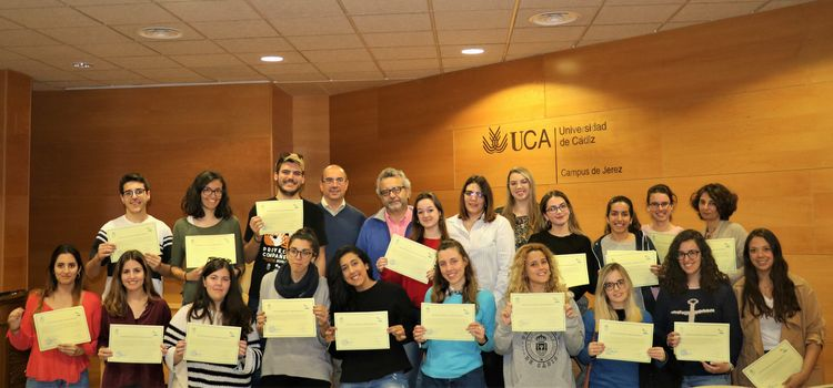 Entrega de diplomas Proyecto Compañero 2018/2019
