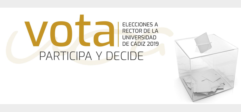 Autorización de la suspensión de la actividad académica para de campaña de los candidatos a rector en las fechas establecidas para la Facultad de Ciencias Sociales y de la Comunicación
