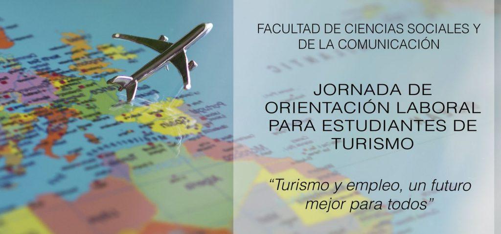 Jornada de Orientación Profesional para los Estudiantes de Turismo