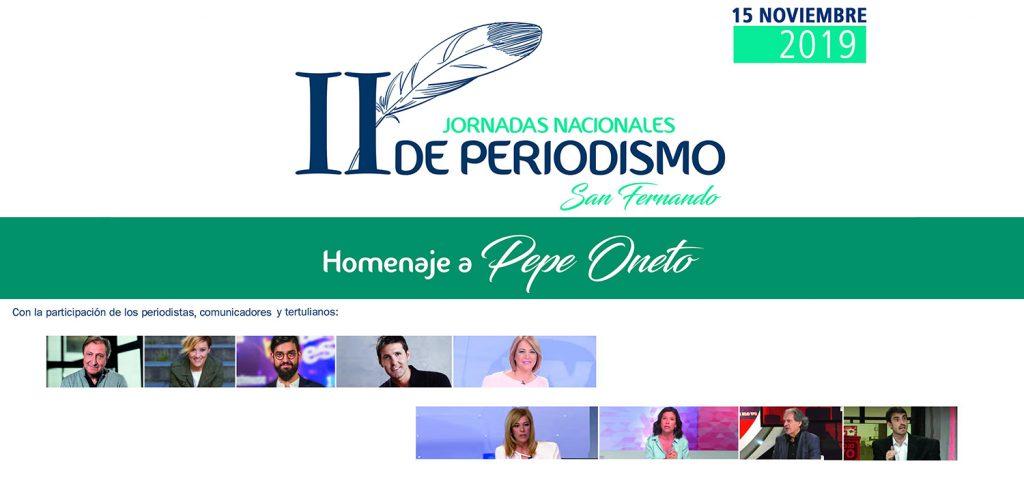 II Jornadas Nacionales de Periodismo San Fernando