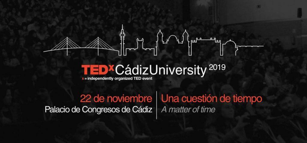 Abierto el plazo de inscripción para la cuarta edición de TEDxCádizUniversity que será el próximo 22 de noviembre