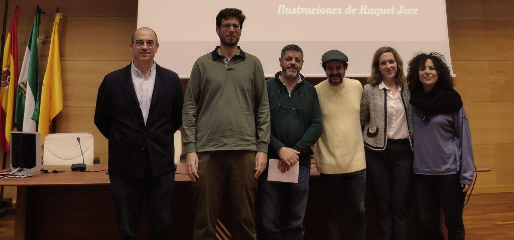"""La Facultad de Ciencias Sociales y de la Comunicación recibió a Salva García–Repoll con su ponencia """"Sin conocimiento no hay creatividad"""""""