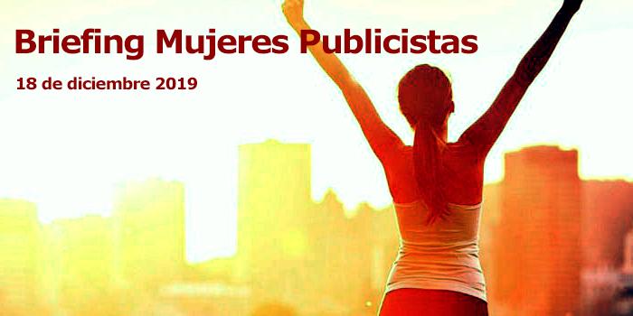 Briefing Mujeres Publicistas para todo el Alumnado de Publicidad