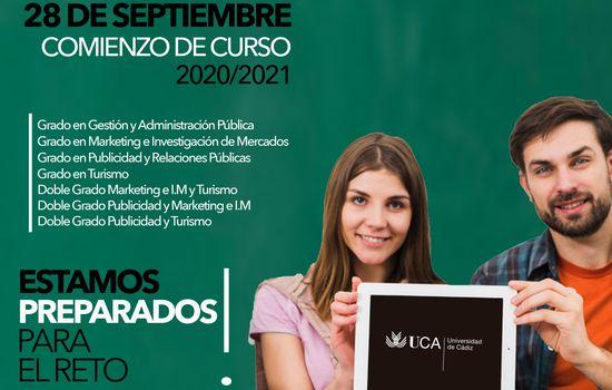 IMG Comienzo de curso 2020/2021 – Estamos Preparados para el Reto!