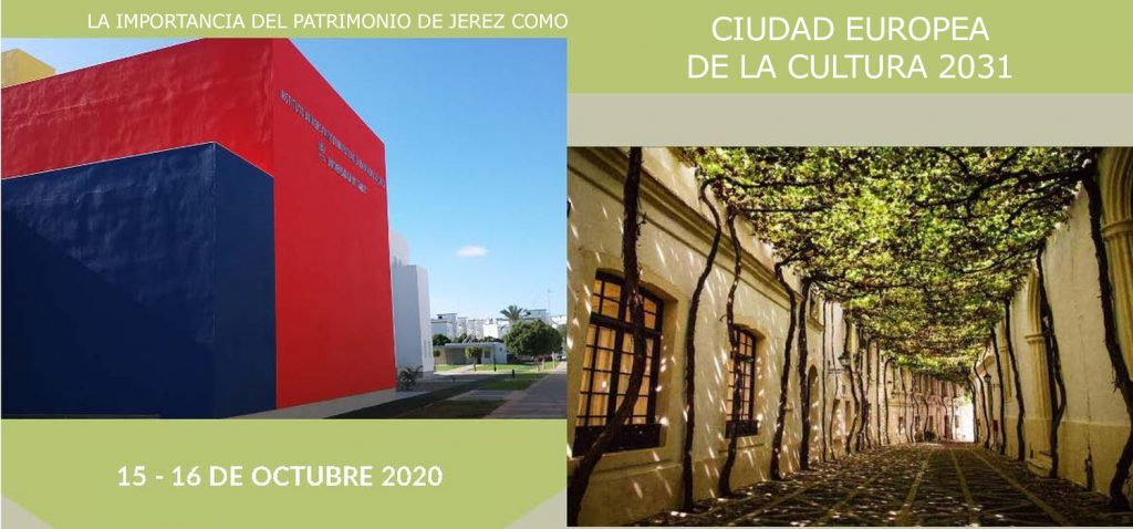 """Jornada """"La Importancia del Patrimonio de Jerez como Ciudad Europea de la Cultura 2031"""""""