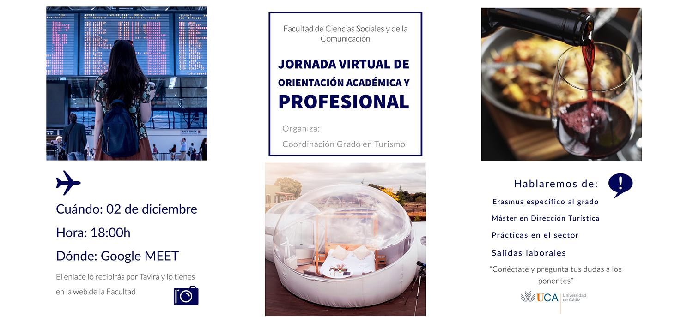 I Jornada virtual de Orientación Académica y Profesional