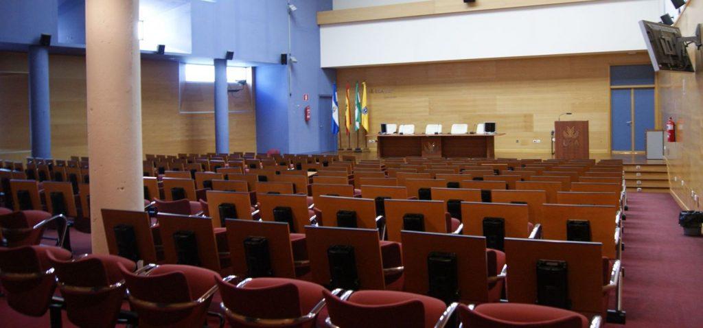 Acto de Graduación de los Másteres 2019 en la Facultad de Ciencias Sociales y de la Comunicación de la Universidad de Cádiz