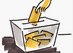 Elecciones parciales a Delegado/a de curso