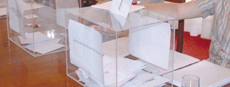 Elecciones a Decano de la Facultad de Ciencias Sociales y de la Comunicación